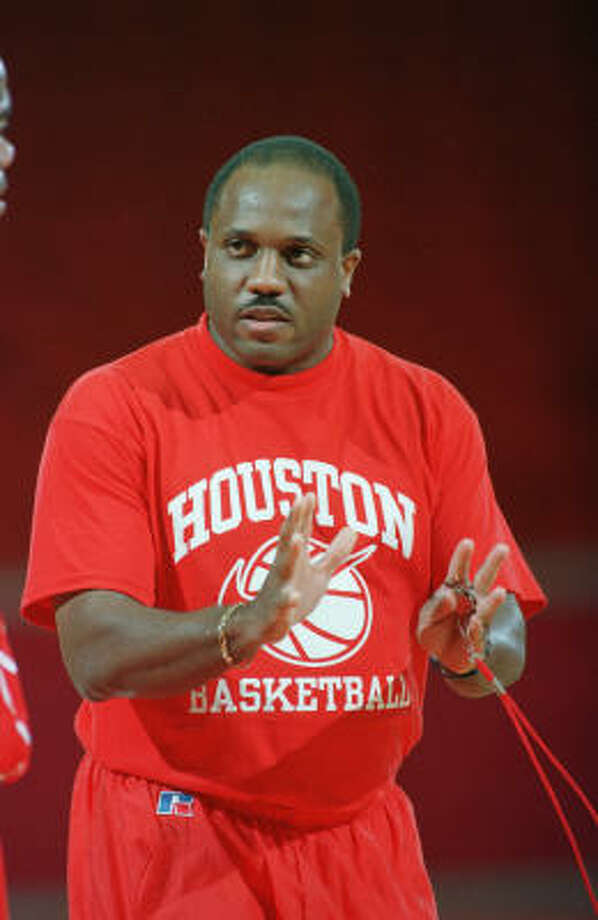 Alvin Brooks coached the Cougars for five years, going 54-84 with one winning season. Photo: Karen Warren, Chronicle
