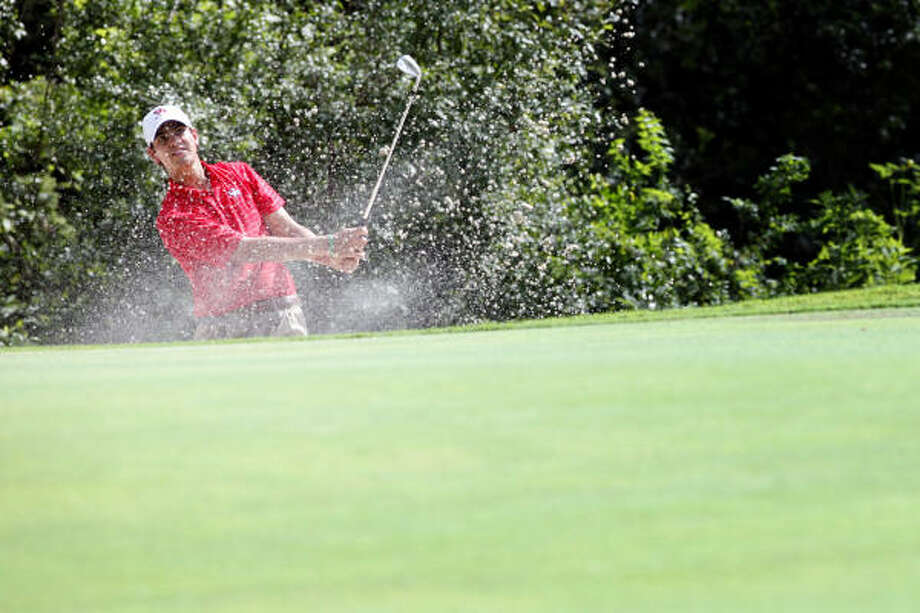 UH sophomore Jordan Rumora will look for his third win this summer when he tees off at the 36-hole tournament. Photo: TODD SPOTH, For The Chronicle