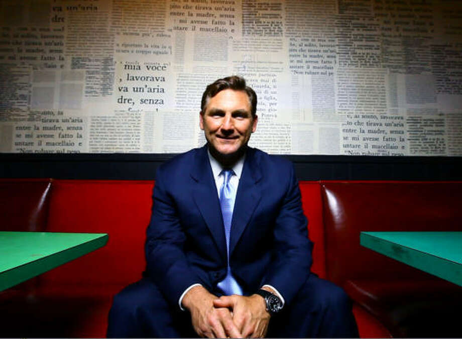 Former SMU football great Craig James makes an appearance in Pony Excess, a film chronicling the rise, fall and rebirth of the SMU football program. Photo: ESPN FILMS
