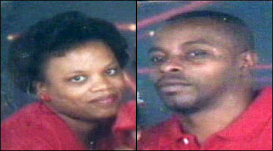 Janella Edwards and Stanley Jackson were found shot to death Thursday morning in Brookshire. Photo: KHOU