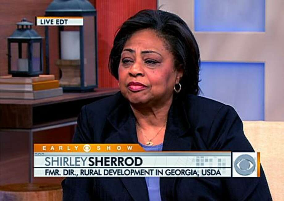 President Barack Obama apologized to former agriculture official Shirley Sherrod last week. Photo: CBSNEWS.COM