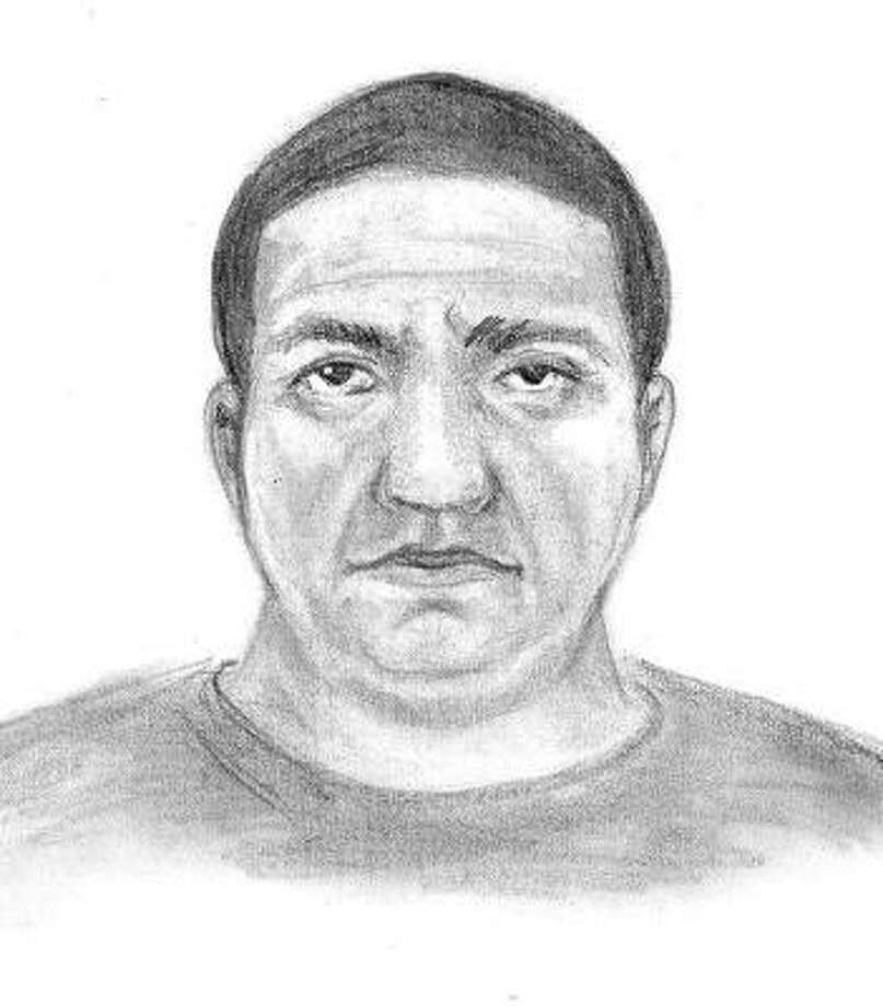 Sugar Land police released this composite sketch of a man who has entered at least two homes in the Grants Lake Boulevard area. Residents there said they awoke to find him staring at them. Photo: Sugar Land Police Department
