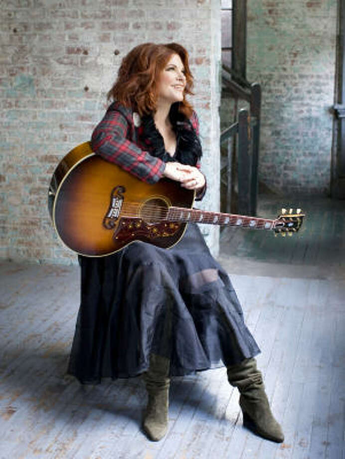 Rosanne Cash hasn't revealed the names of all the songs her dad, Johnny Cash, wrote down for her, but she does plan to release a second album featuring the songs. Photo: Deborah Feingold, EMI