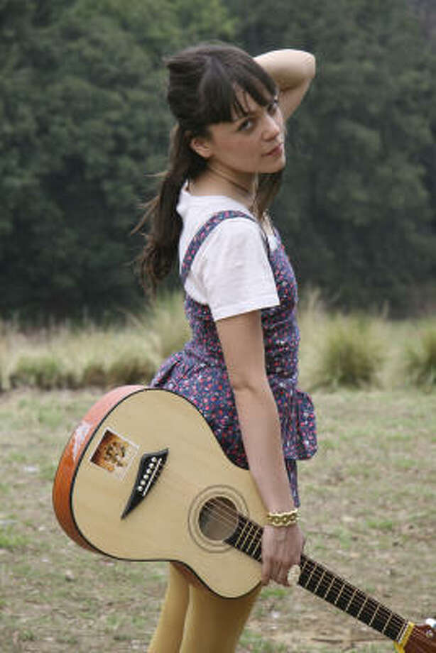 Natalia Lafourcade: vendrá al House of Blues con su tercer disco. Photo: Sony Music