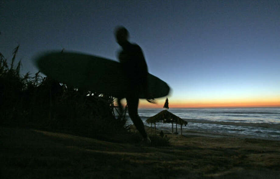 Windansea Beach in La Jolla, Calif., has been on the Big Map of California Beach Culture for years. Photo: DON BARTLETTI, LOS ANGELES TIMES
