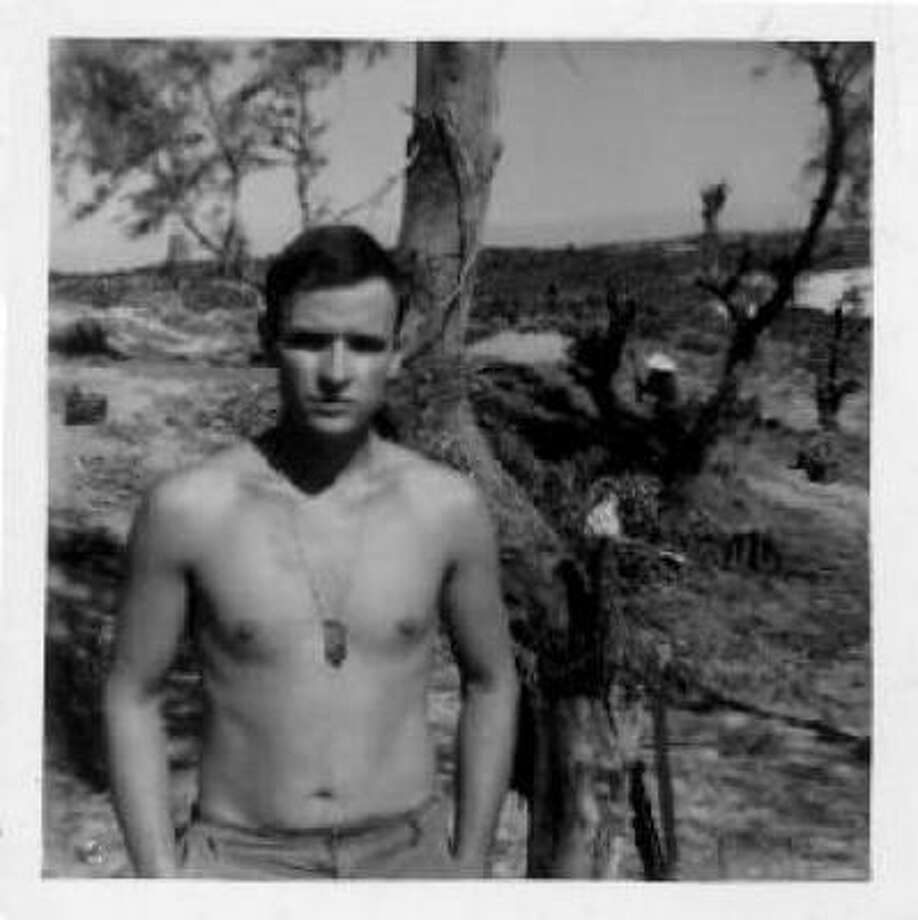 Tim O'Brien, author of The Things They Carried, was a young soldier in Vietnam. Photo: COURTESY PHOTO