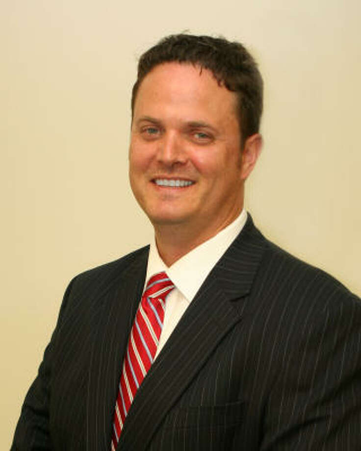 THE NEW GUY: aron Spence has been named as the new Chief High Schools Officer for the Houston Independent School District.