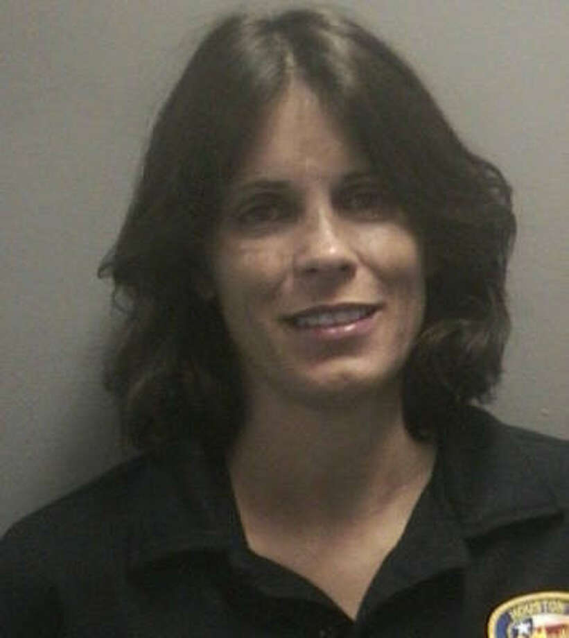 Jane Ena Draycott was granted bond and released after her arrest on Monday night in Spring. Photo: Harris Co. Pct. 4