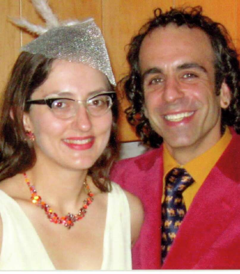 Varina Smith and Bruno Zinno were married Oct. 10, 2010. Photo: Contributed Photo
