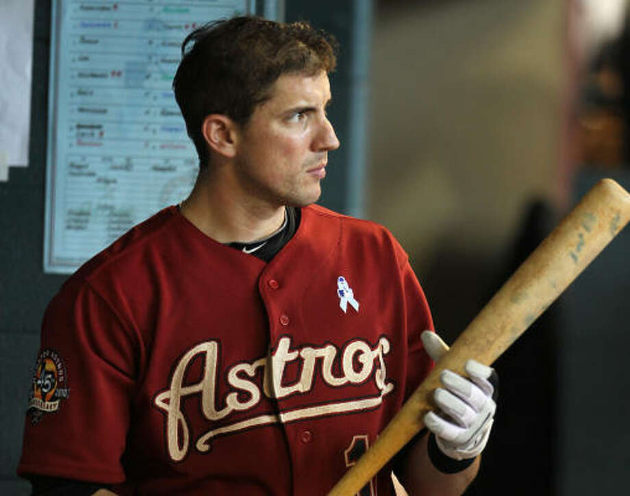 Tommy Manzella was injured in Tuesday's 3-1 loss to the San Francisco Giants. Photo: Karen Warren, Chronicle