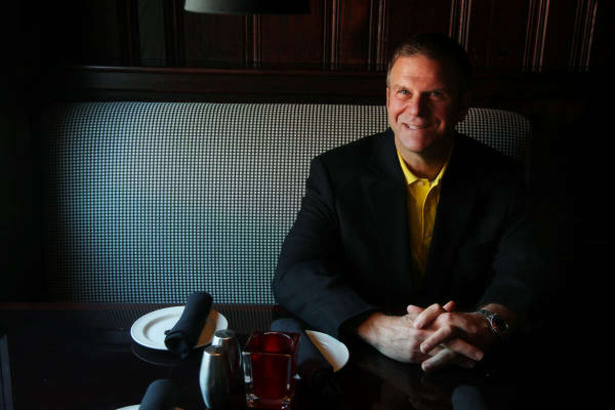 Willie G's is one of the brands in the Landry's portfolio. As Tilman Fertitta becomes the sole owner of Landry's as soon as today, he says,