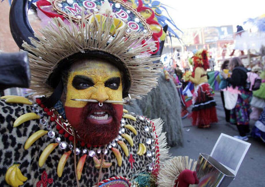Mardi Gras, New Orleans, La. Photo: Getty Images