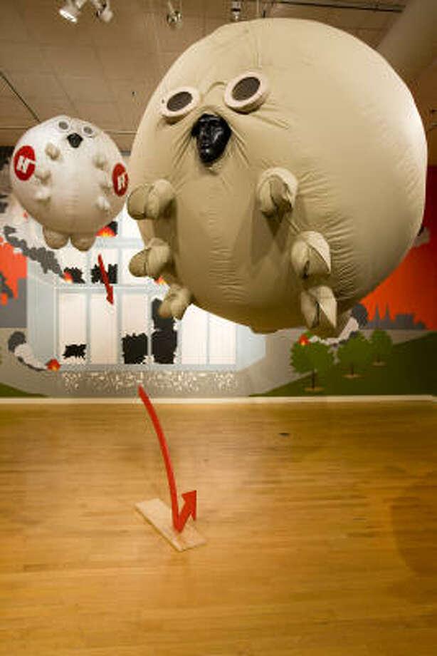 Apocalypse Scene Photo: Tom Little :, Miller Gallery At Carnegie Mellon