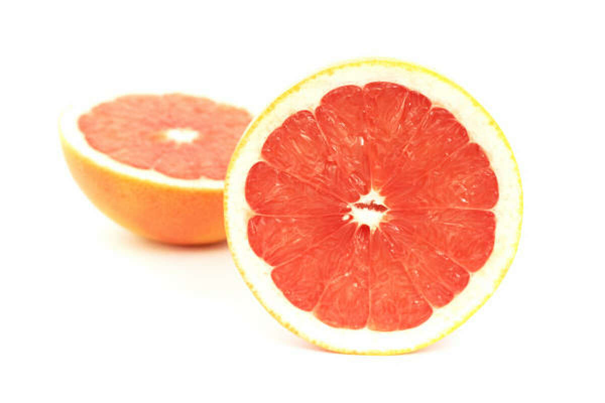 Grapefruit is a fat burner, but not everyone's digestive system can tolerate it.