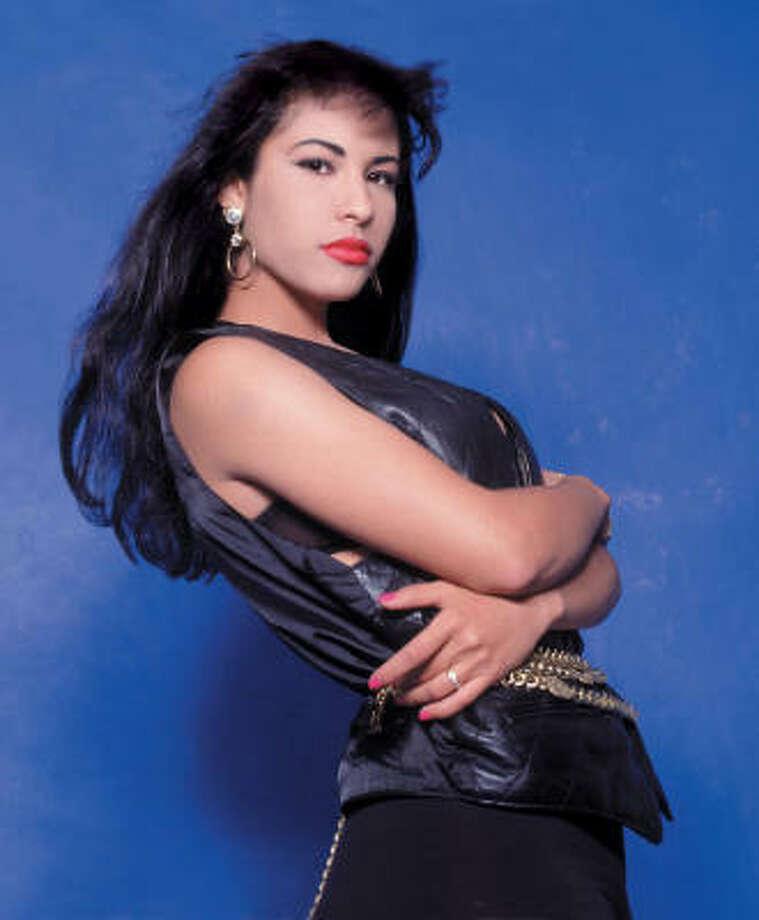 Selena's music and life will be celebrated with a new CD box set, La Leyenda. Photo: Capitol Latin/EMI