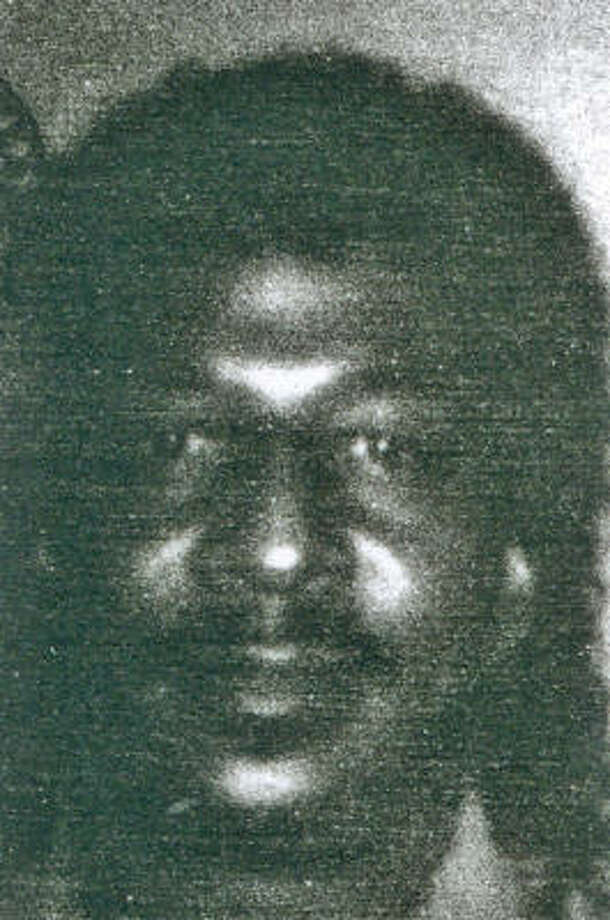 Tilmer Avery was killed on Dec. 31, 1990. Photo: Harris County Sheriff's Office