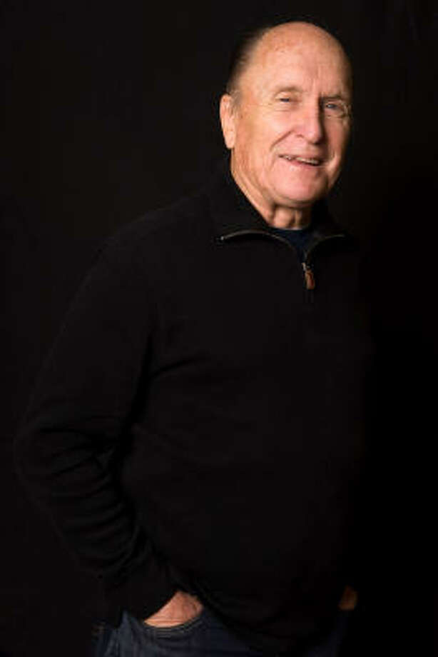 Magical roles keep coming to actor Robert Duvall. Photo: Charles Sykes, Associated Press