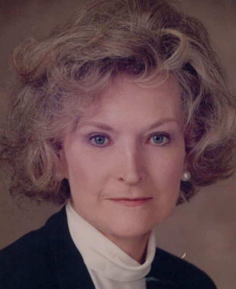 Helen Gordon DeYoung also painted portraits of prominent Houstonians. Photo: Handout Photo