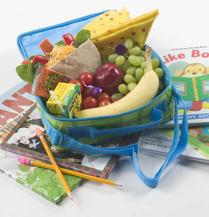 The debate about how to fix school lunch has, until now, focused largely on what is sold in schools.  Now, researchers are turning their attention to how school food is sold and to whether marketing and incentives can help fight obesity, often at little or no cost. Photo: Buster Dean, Chronicle