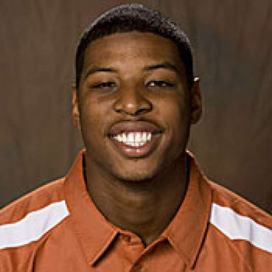 Quarterback Sherrod Harris played in five career games for the Longhorns. Photo: Mackbrown-texasfootball.com