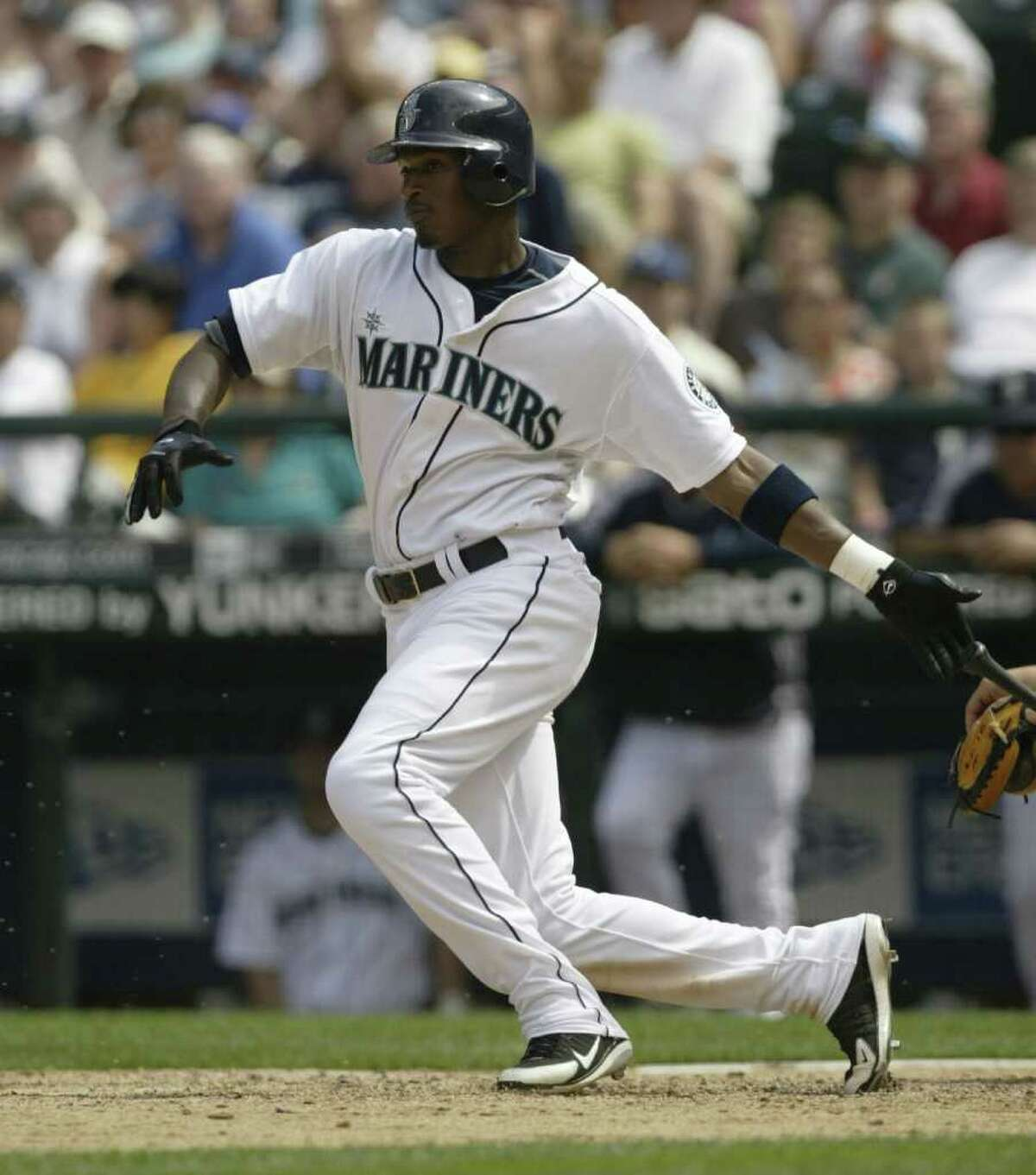 Adam Jones: Considered the Mariners top prospect in the mid-2000s, Jones, who had already dabbled in the bigs, was shipped to Baltimore with George Sherrill for Erik Bedard. Jones has been thriving in center field for the Orioles. He made the All-Star team in 2009, and is batting .289 with 18 home runs this season.