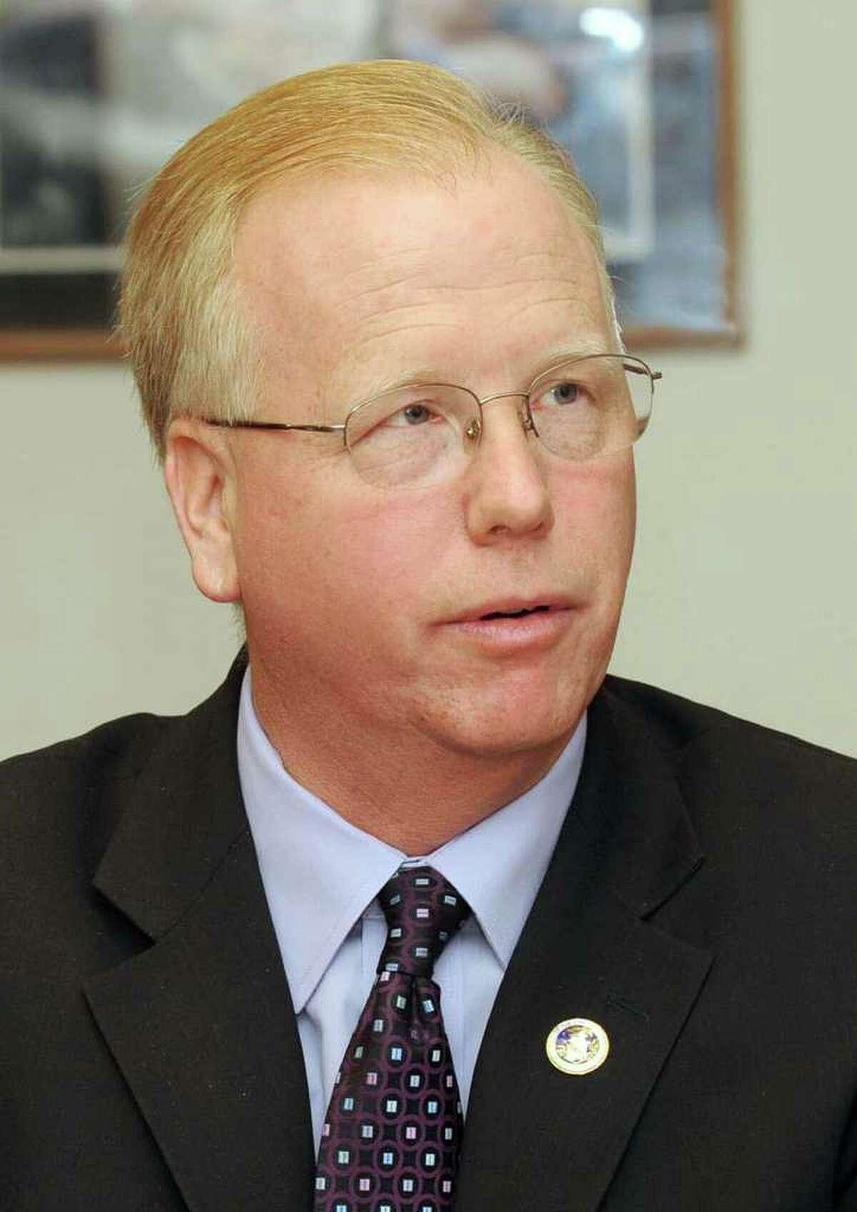 Mayor Mark Boughton of Danbury