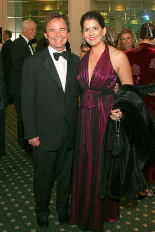 Jennifer and Doug Bosch at the Concert of Arias. Photo: Houston Grand Opera