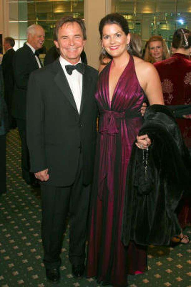 Jennifer and Doug Bosch at the Concert of Arias. Photo: Houston Grand Opera
