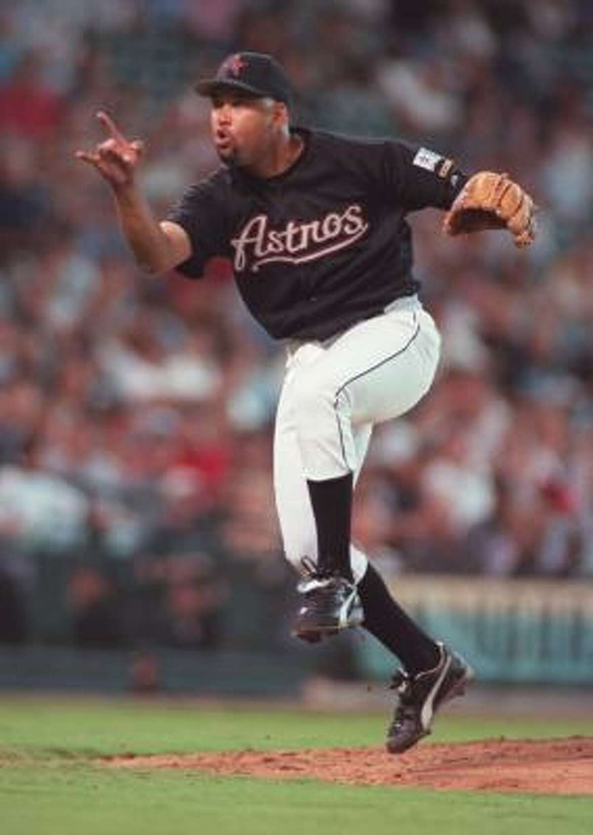 JOSE LIMA, 37 Colorful and popular Astros righthander had an All-Star year in 1999, going 21-10 with a 3.58 ERA and helping the Astros win a third consecutive NL Central title. Lima played 13 seasons in the big leagues, including with the Astros from 1997-2000. He died May 23, likely of heart failure