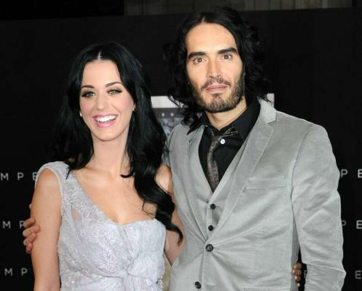 Katy Perry and Russell Brand had their ceremony in October at a luxury resort in Rajasthan, India.