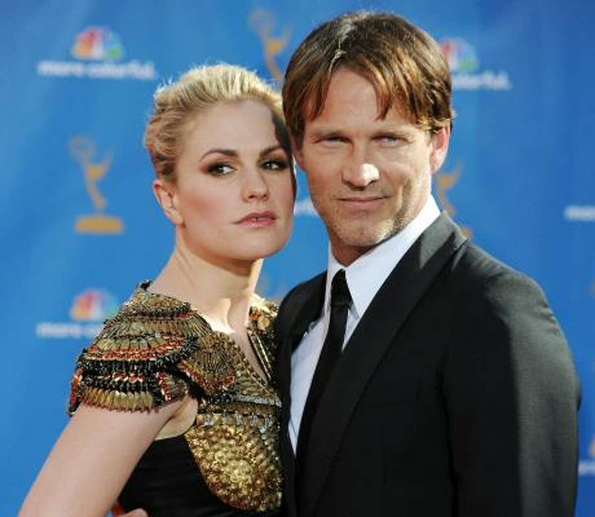 """Stephen MoyerClaim to fame: Actor, """"True Blood""""Born: Brentwood, United KingdomBonus: His wife Anna Paquin was born in Canada."""