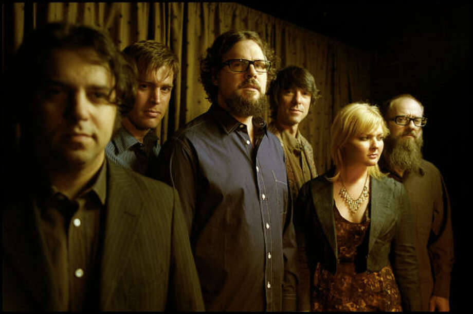 The Drive-by Truckers' latest CD is The Big To-Do. Photo: Danny Clinch