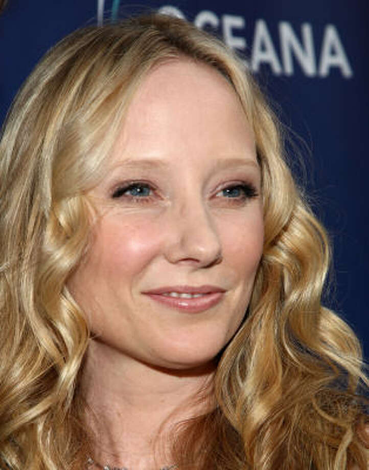 Anne Heche  After a high-profile relationship with Ellen Degeneres, Heche married and had a son. After separating from her husband she then had another son in a different heterosexual relationship. Photo: Alberto E. Rodriguez, Getty Images For Oceana