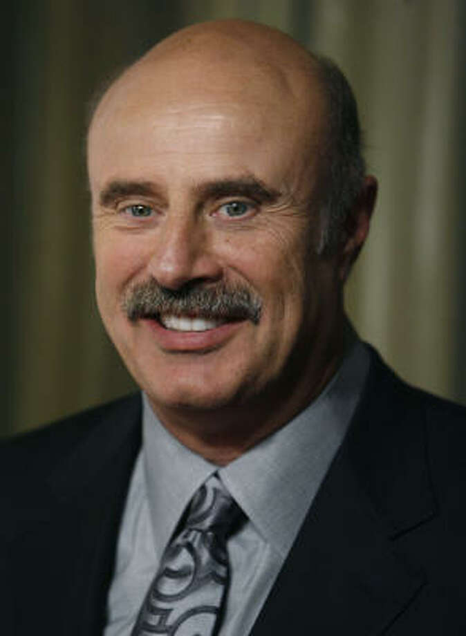 10. Dr. Phil McGraw$80 million Photo: MATT SAYLES, AP