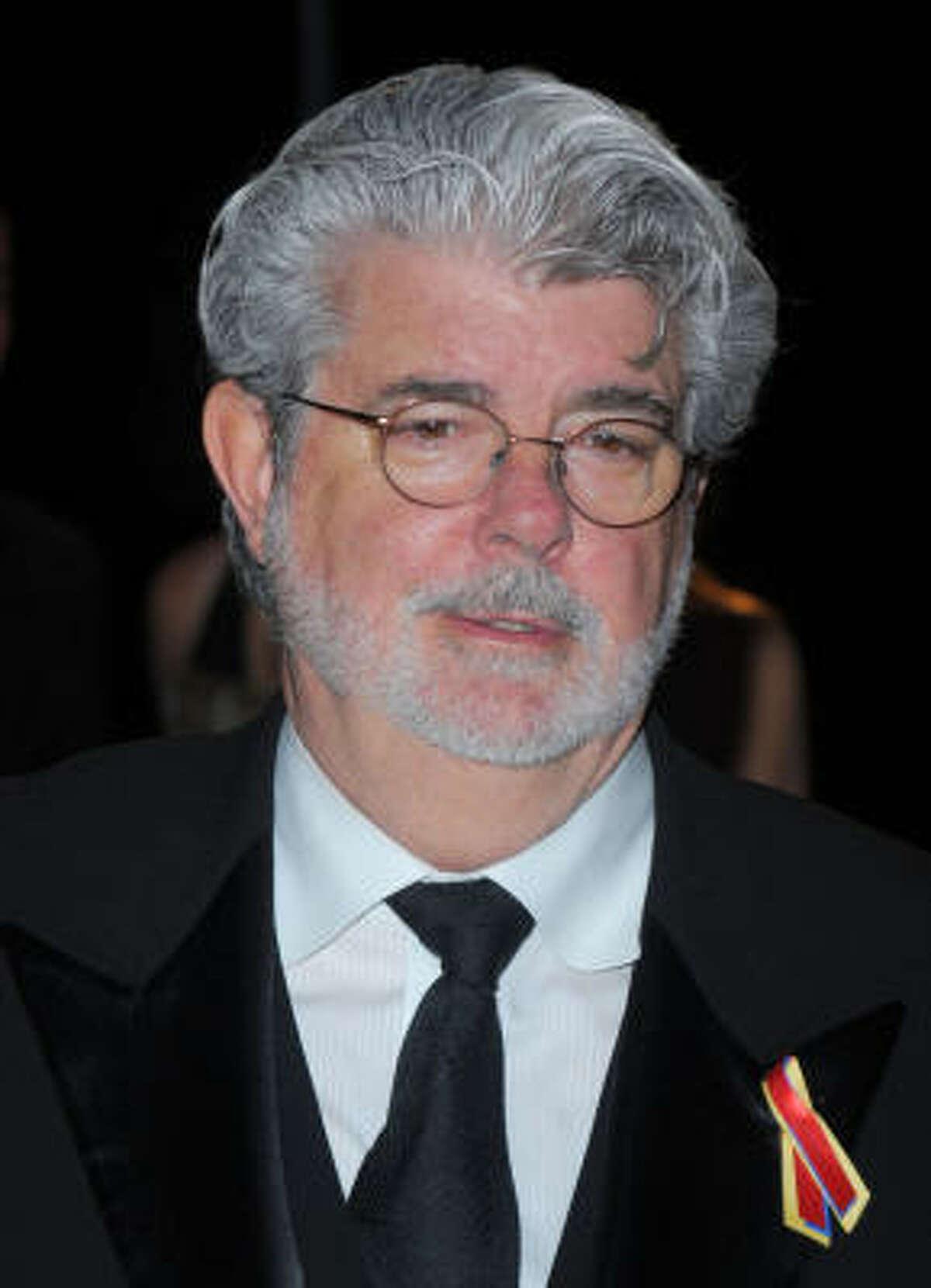 8. George Lucas $95 million