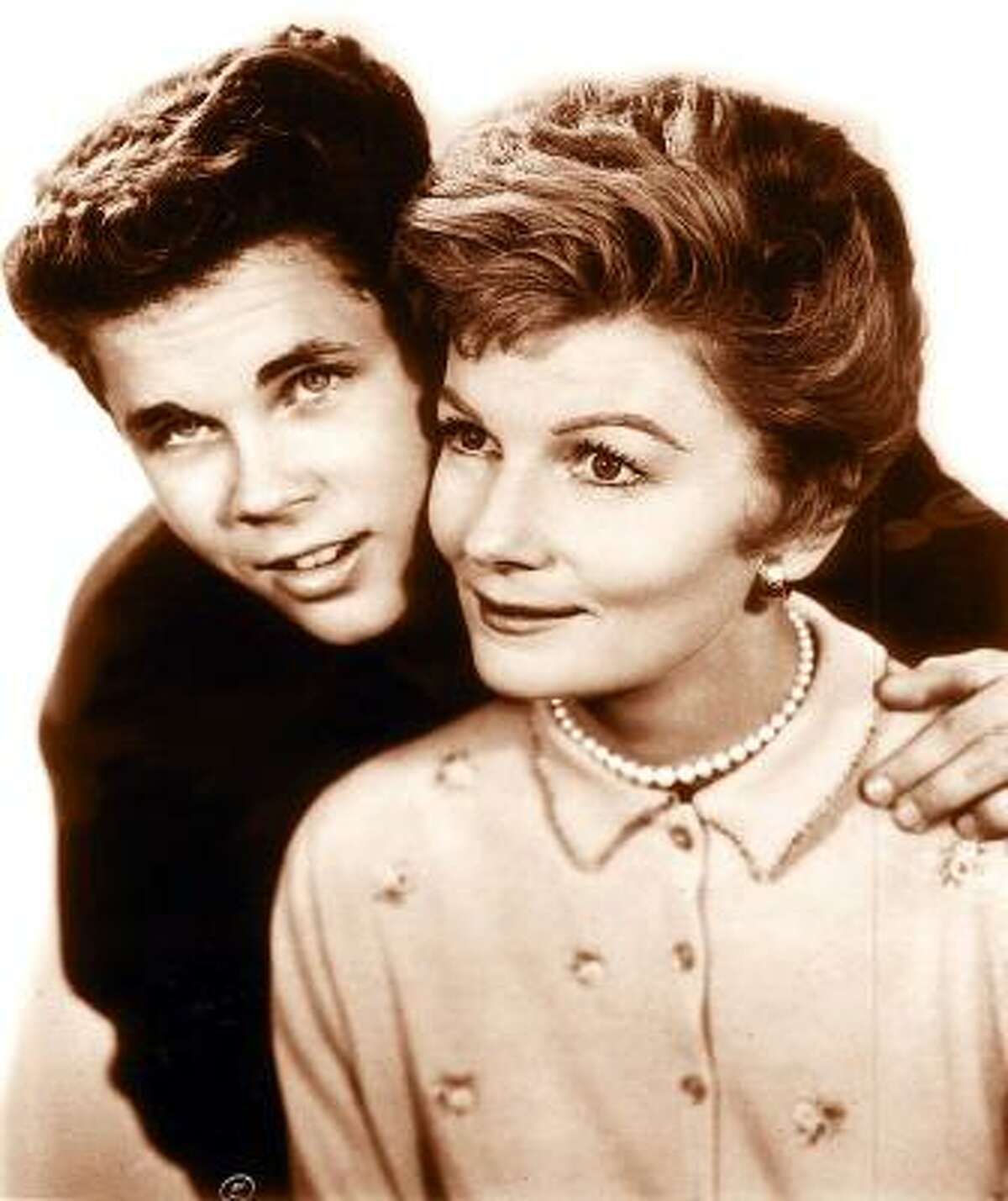 Barbara Billingsley - June Cleaver on 'Leave it to Beaver' She was so good that people still use her as a great example 60 years later.