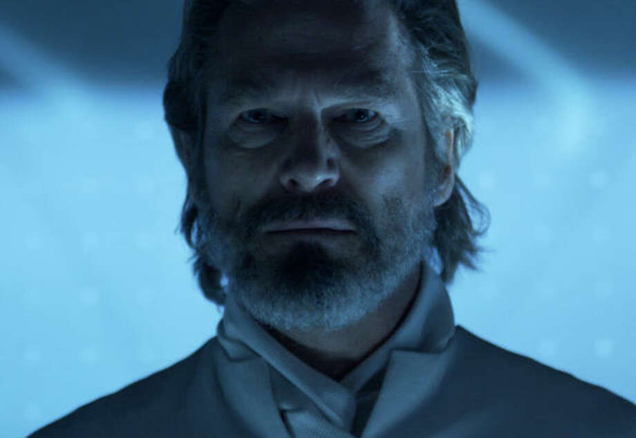 TRON: Legacy, $43.6 million: A virtual-world worker looks to take down the Master Control Program. Jeff Bridges stars in the sequel to the 1982 film. Photo: Disney