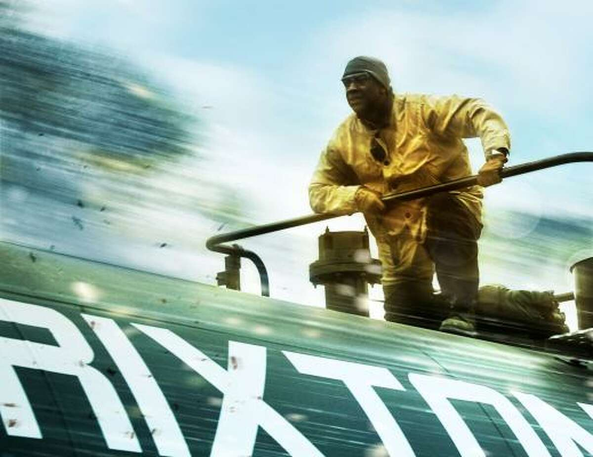 Unstoppable , $1.8 million: A veteran engineer and his novice pal attempt to halt runaway train loaded with toxic chemicals. Denzel Washington stars.