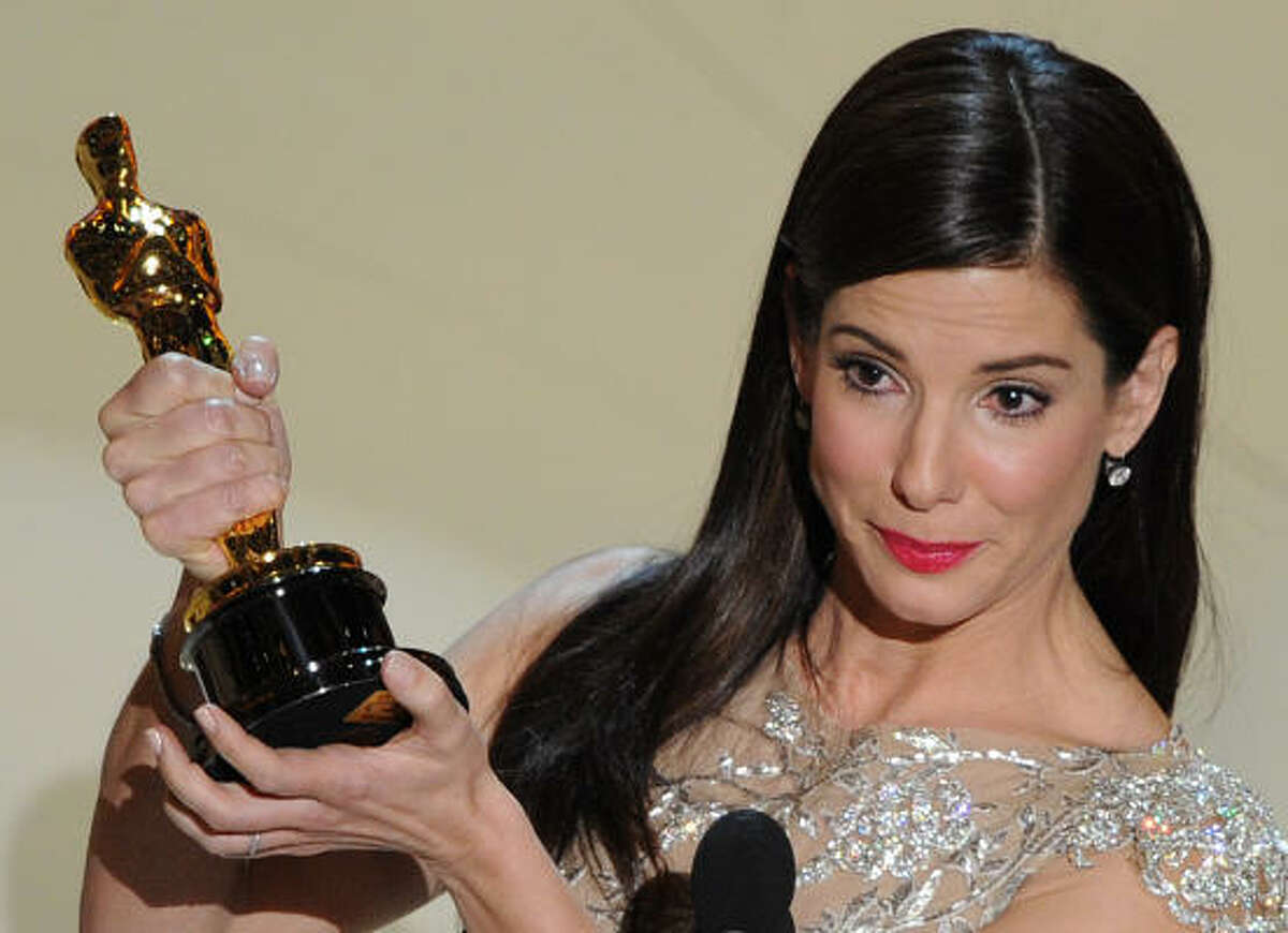 Sandra Bullock announced she had adopted a baby boy after her husband's cheating scandal broke.