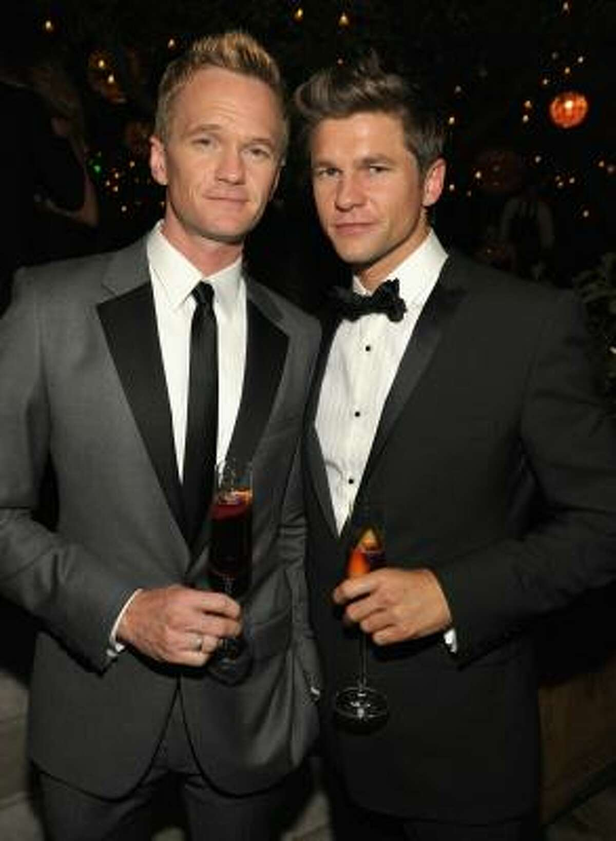 Neil Patrick Harris and his partner David Burtka are proud parents of twins, a boy and a girl.