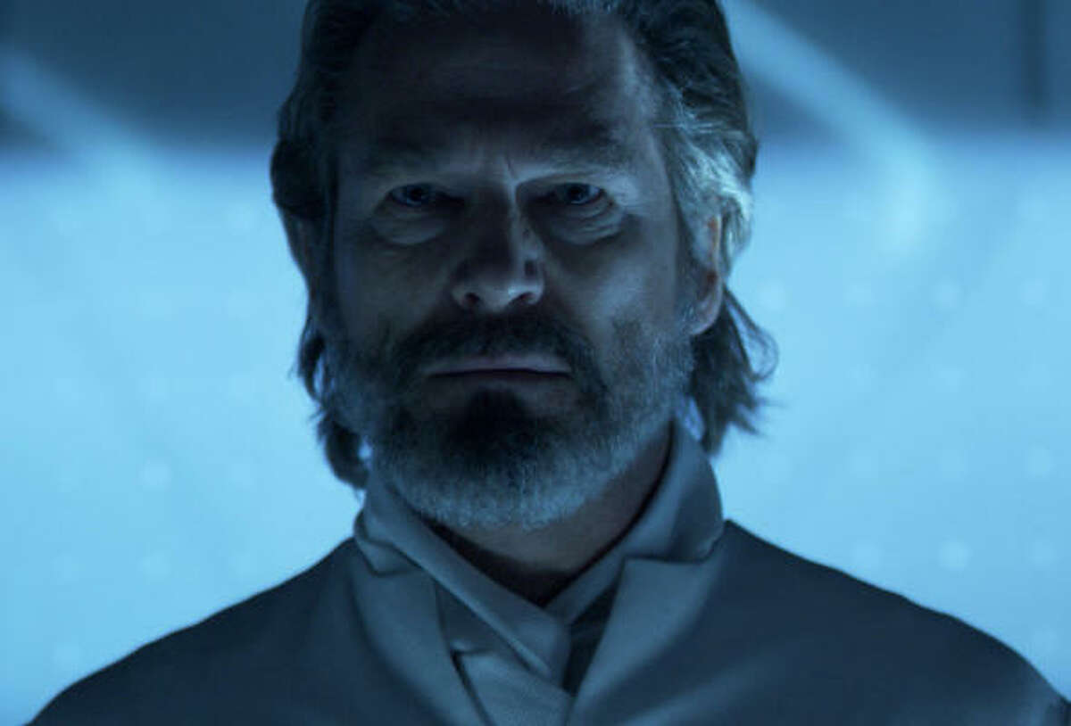 TRON: Legacy , $43.6 million: A virtual-world worker looks to take down the Master Control Program. Jeff Bridges stars in the sequel to the 1982 film.