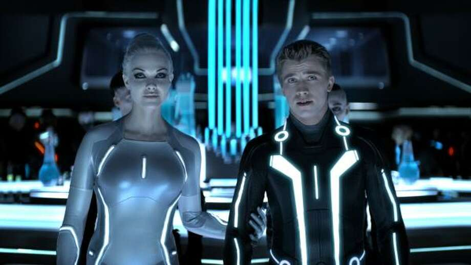 """The original Tron, released in 1982, only made $4,761,795 on opening weekend. Its budget was an estimated $17,000,000. Here's to hoping this """"sequel"""" fares better. Photo: Handout"""