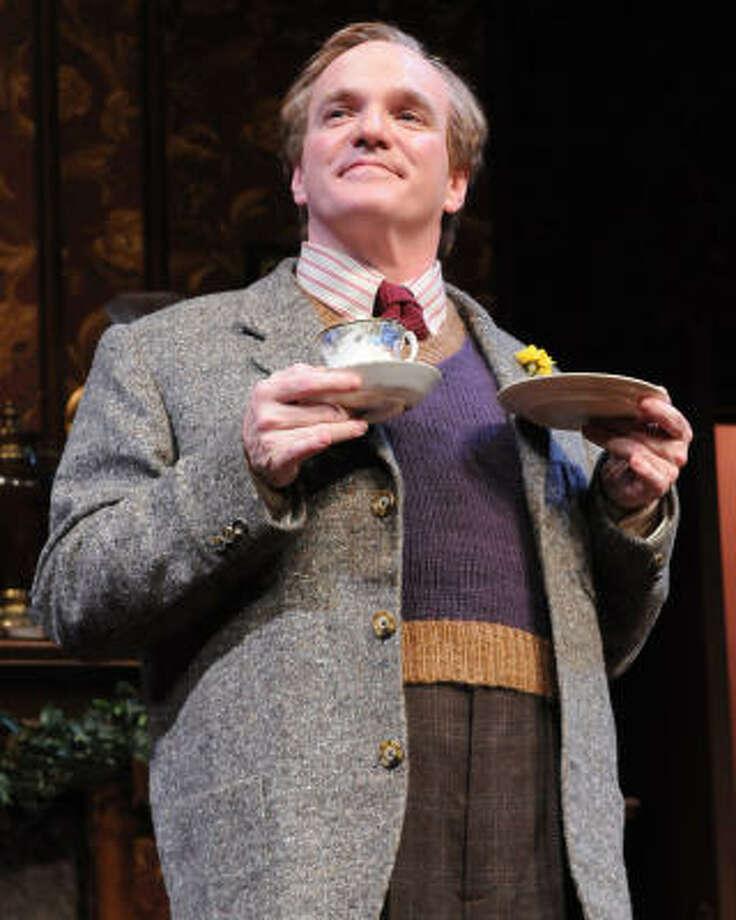 James Black is Elwood P. Dowd in Harvey. Photo: Jann Whaley