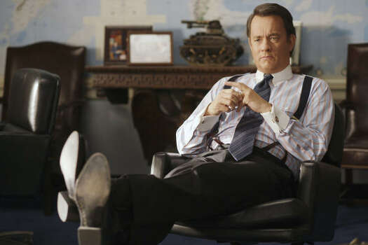 Tom Hanks portrayed Congressman Charlie Wilson in 2007's 'Charlie Wilson's War.'   Photo: Handout