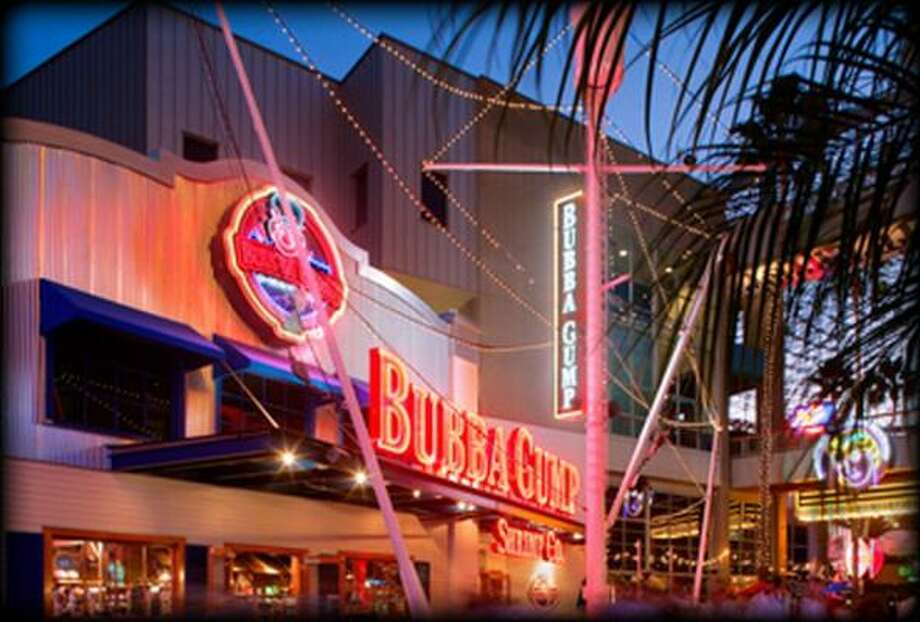 "Landry's announced another expansion of its lineup with the acquisition of Bubba Gump Shrimp Co., a seafood chain inspired by the movie ""Forrest Gump."" Photo: Landry's Restaurants"