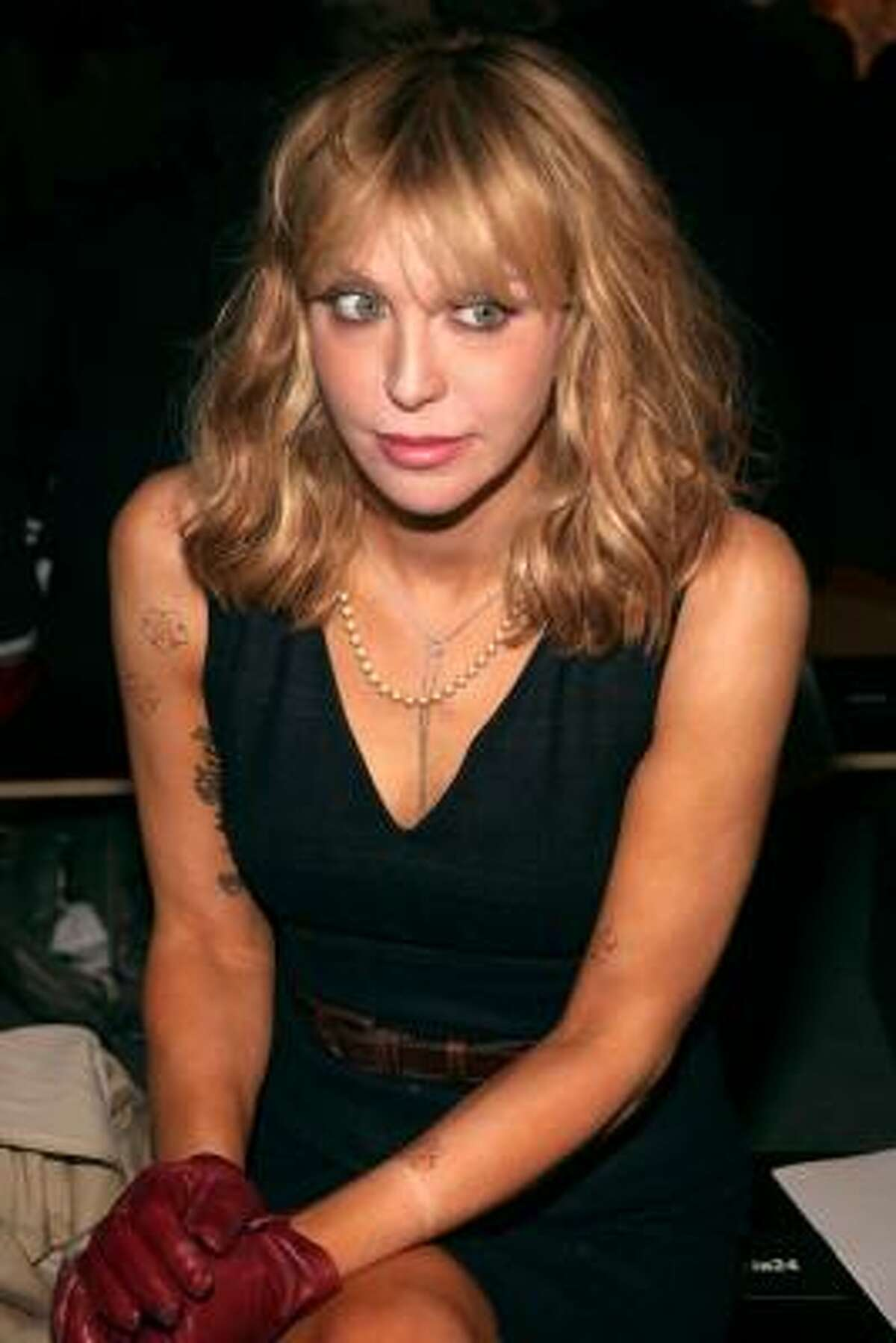 Courtney Love wished her daughter Frances Bean a happy 18th birthday this year from Twitter since the girl has a restraining order out on her. The day after Frances Bean's birthday she took to Twitter in a crazy rant. Free Frances Bean?