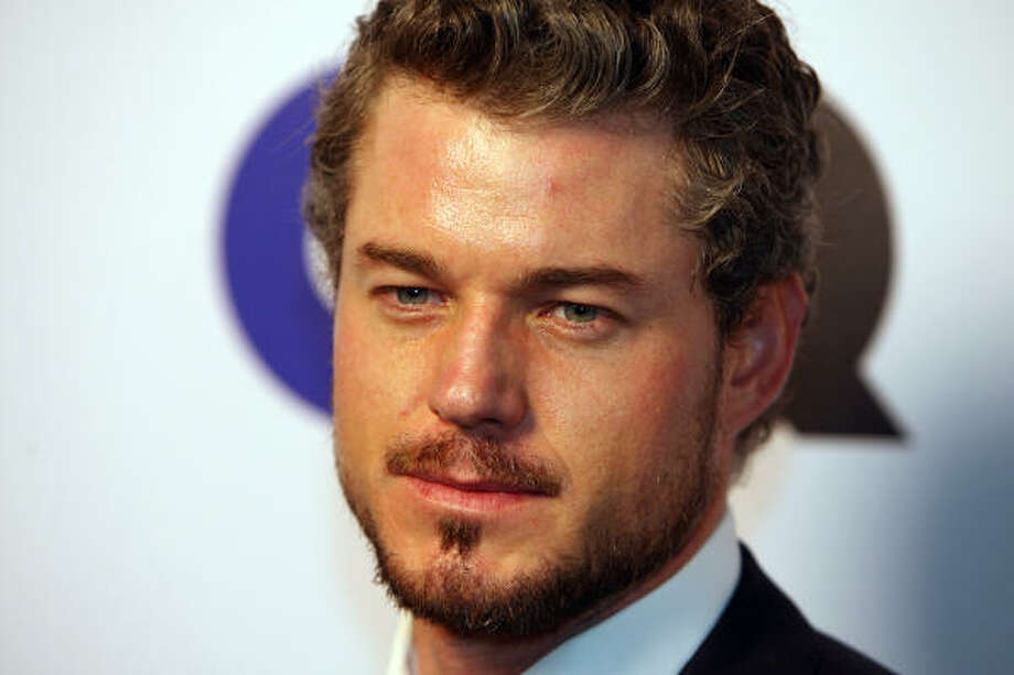 Eric Dane, growing in a goatee Photo: GABRIEL BOUYS, AFP/Getty Images