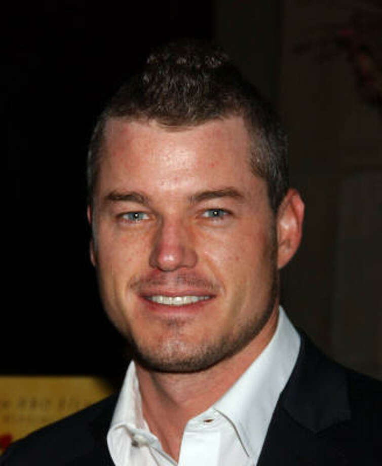 Pre-goatee Eric Dane Photo: Amy Sussman, AP