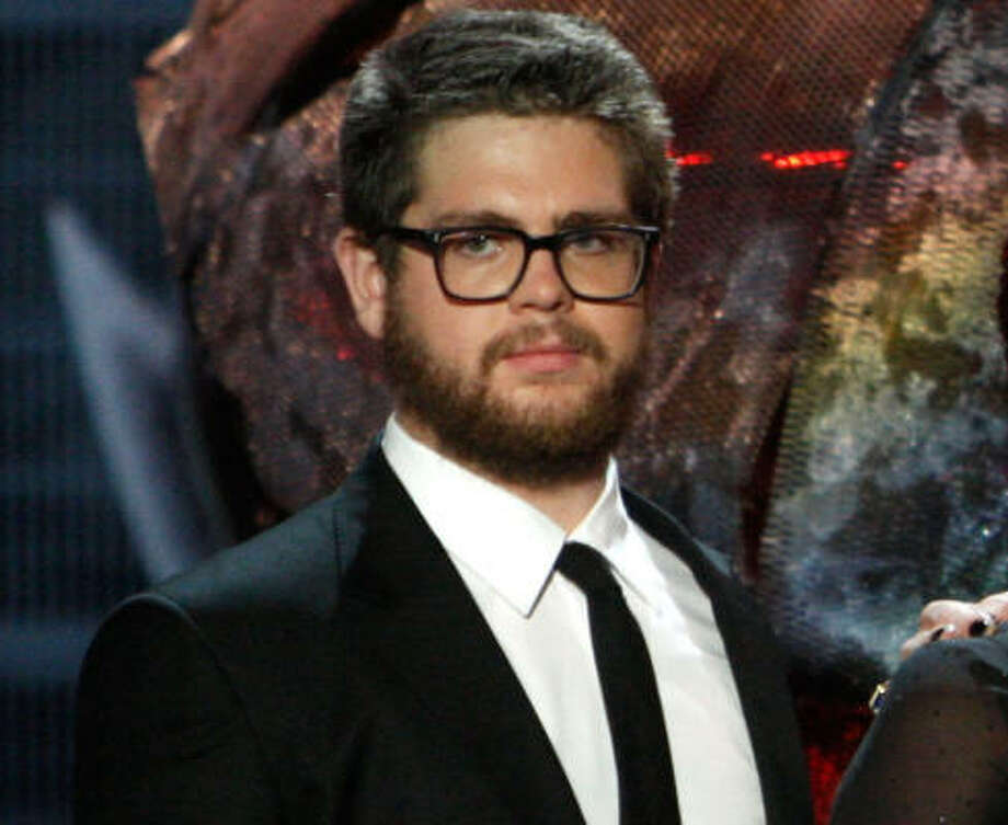 Jack Osbourne sporting some substantial facial hair Photo: Kevin Winter, Getty Images