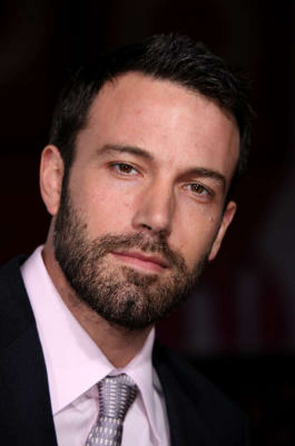 Bearded Ben Affleck Photo: Frederick M. Brown, Getty Images